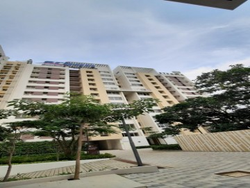 Block-7 : Flat handover process going on as on 01.08.2021