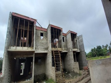 roof slab casting of row house no. 82, 83 & 84 have been completed for Nirvana as on 13.09.2021